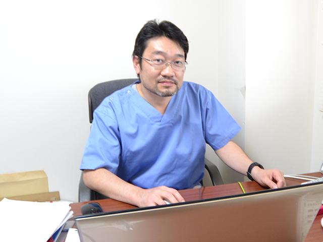 帯広泌尿器科 副院長 鈴木 一弘